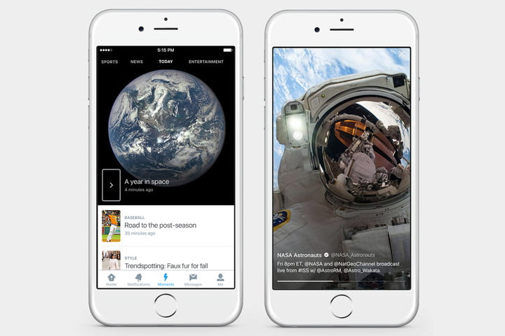 twitter moments general roll out debuts its editor curated news stream