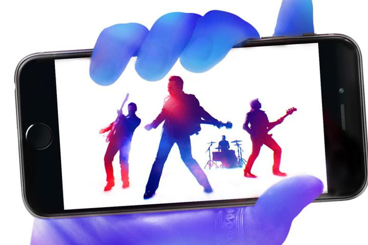 apple u2 plan to bring new format music industry