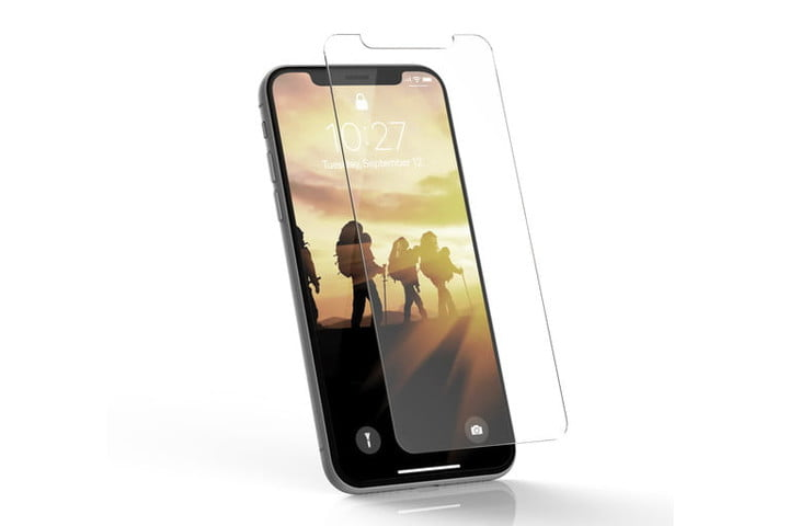 UAG Glass Screen Shield for iPhone 11.