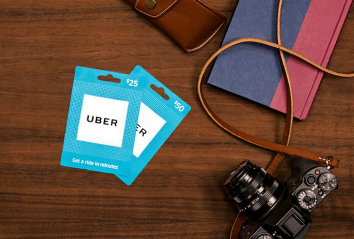 uber gift cards card