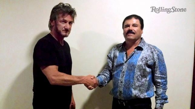 showtime orders pilot of news docuseries from rolling stone el chapo sean penn