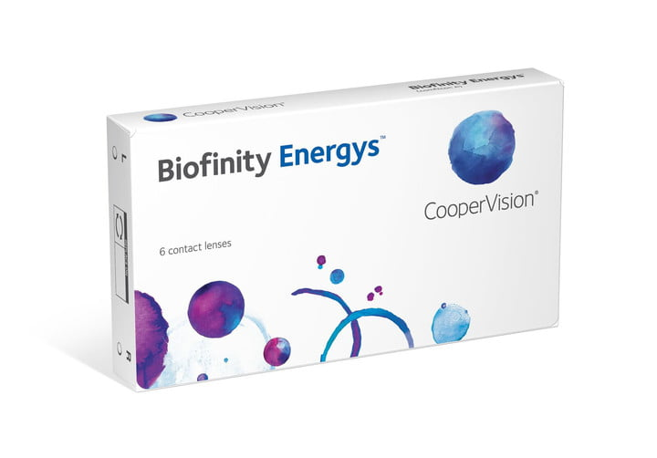 coopervision biofinity energys unspecified 1