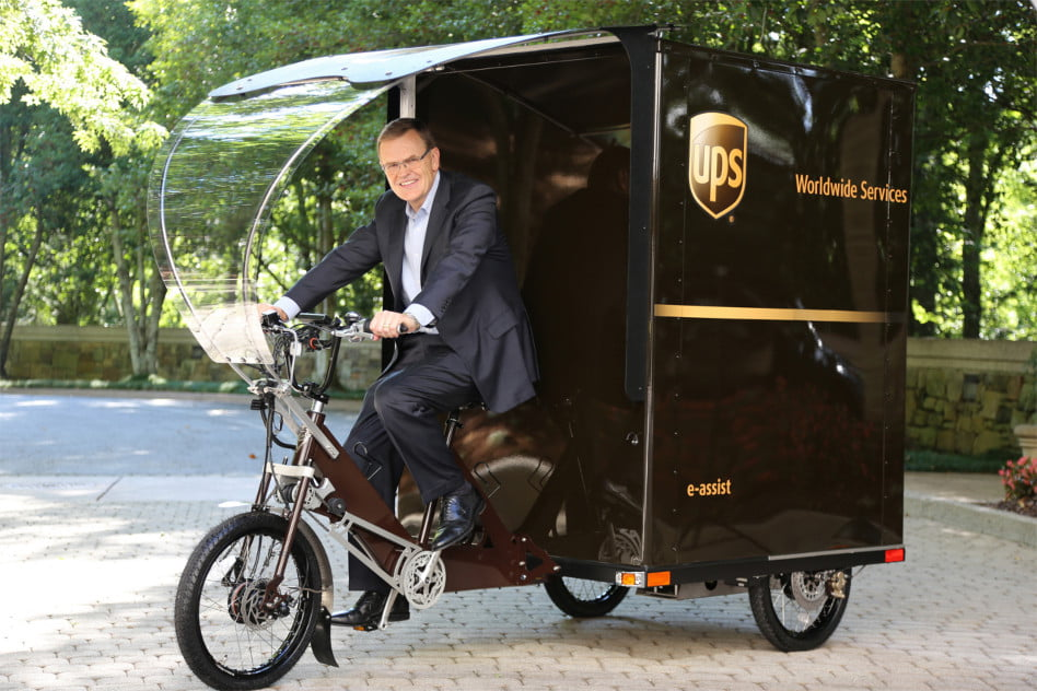 ups delivery ebike 1