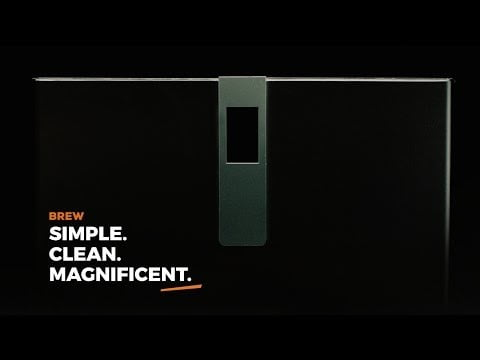 brewie home brewing  simple clean magnificent
