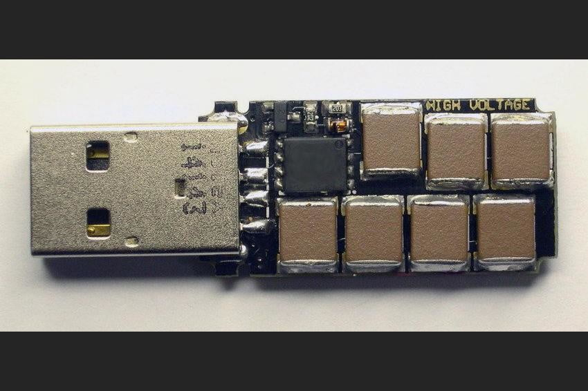 this usb drive can fry any laptop computer 002