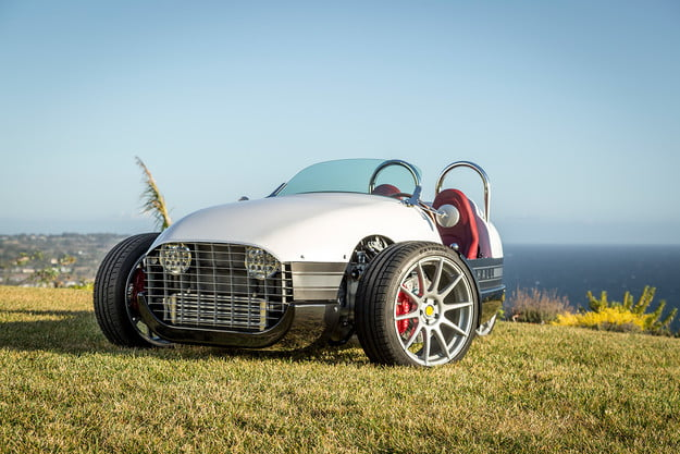 2017 vanderhall venice review press