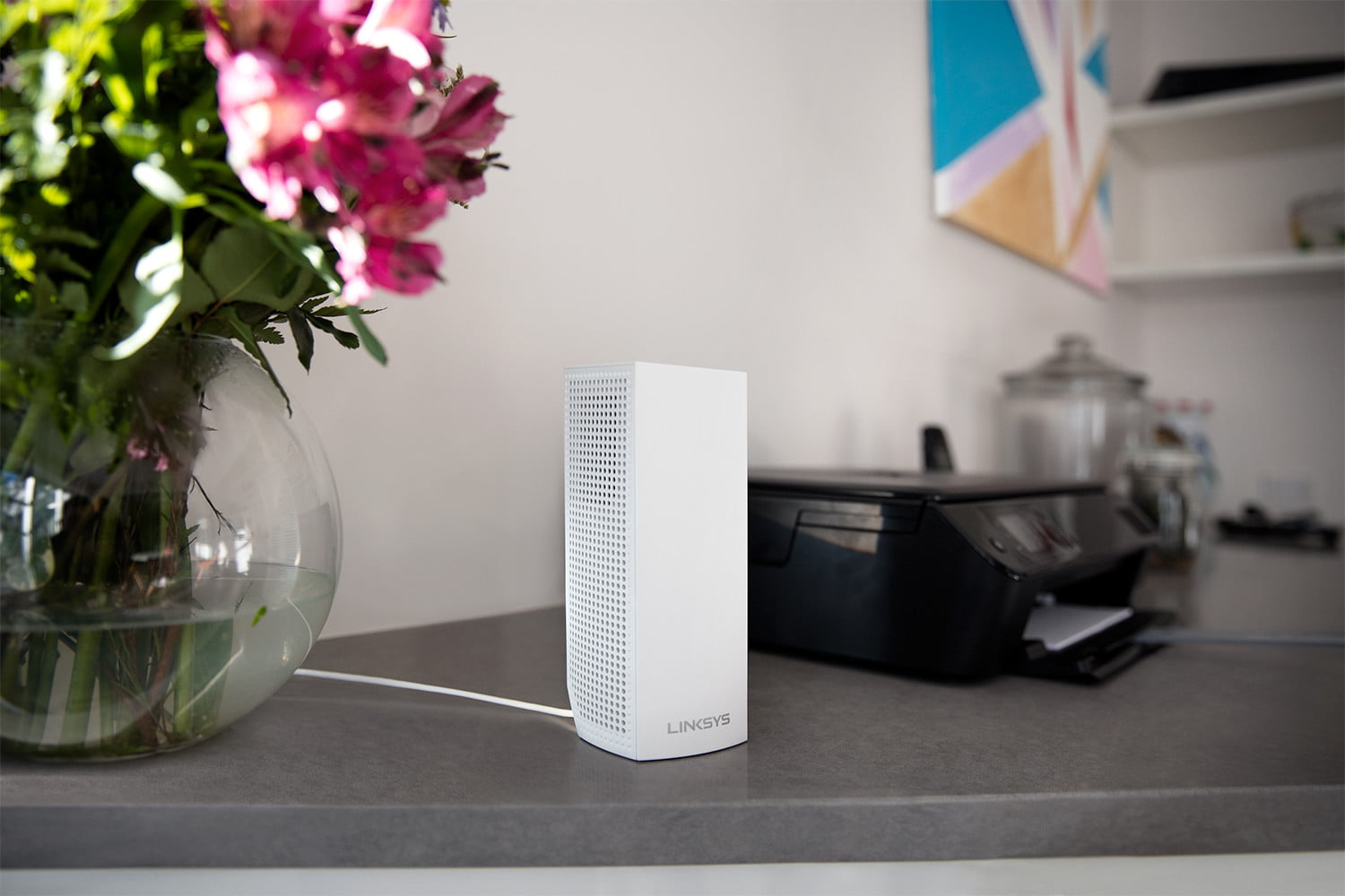 linksys velop router ces2017  lifestyle 2