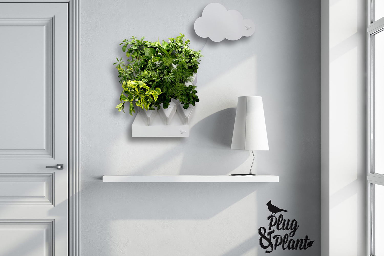 plug and plant is an easy to grow vertical garden green 0013