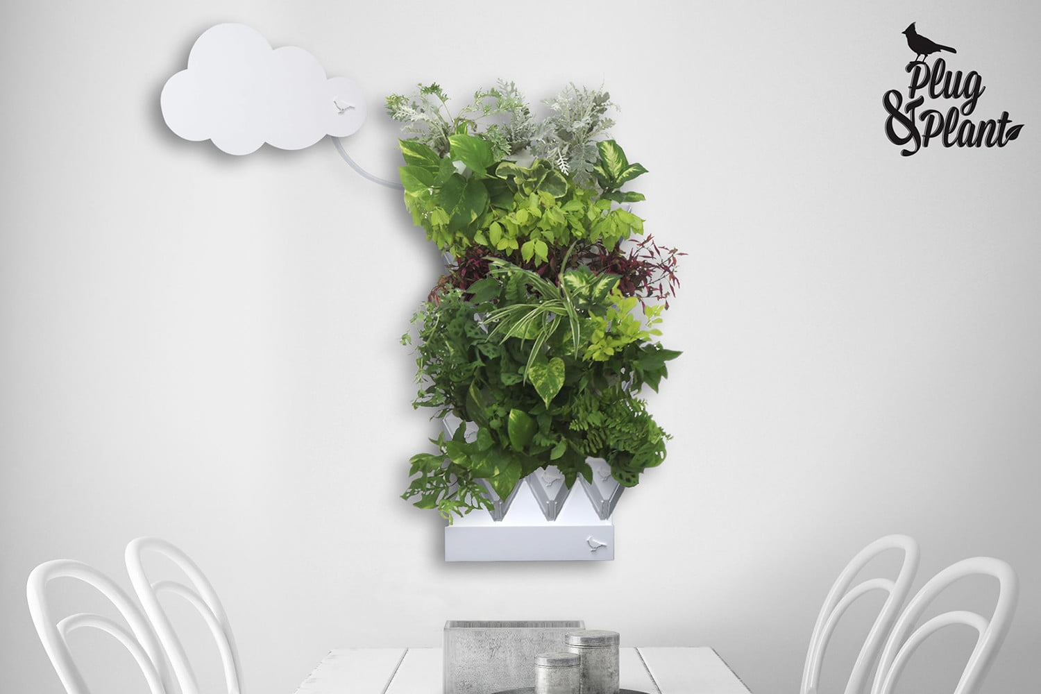 plug and plant is an easy to grow vertical garden green 0016