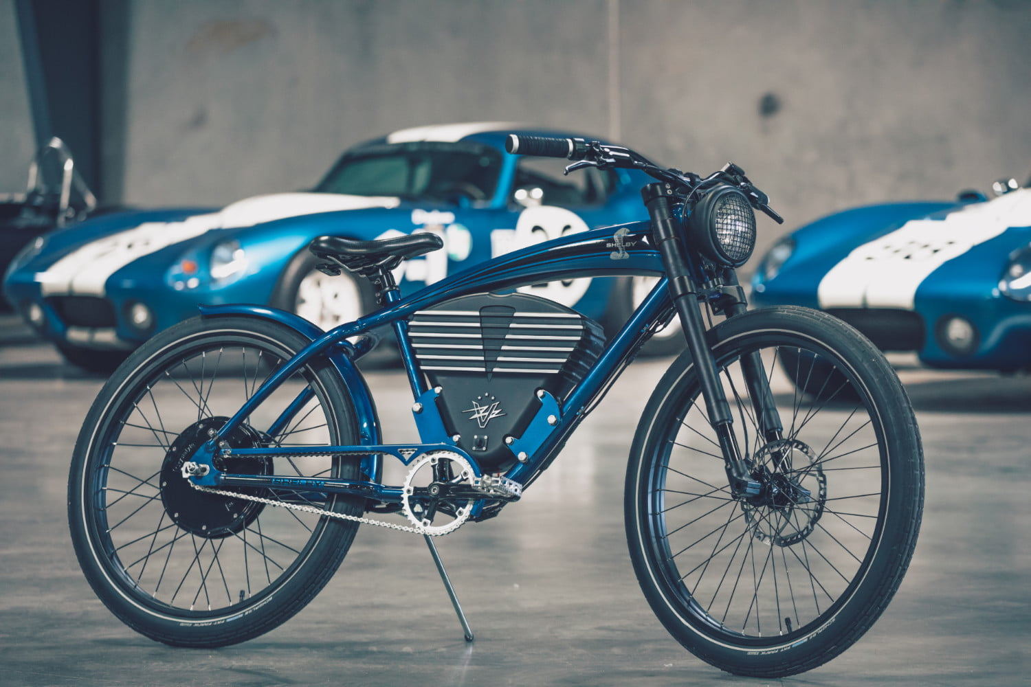 vintage electric shelby limited edition e bike for cobra fans 4