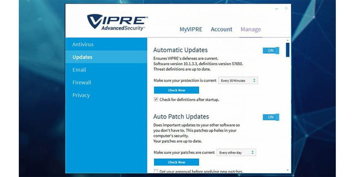 Save 0 on Vipre Antivirus when you subscribe today