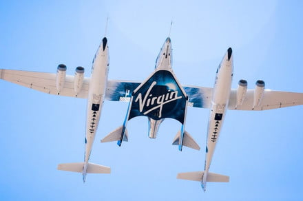 Virgin Galactic's first fully crewed space flight delayed due to weather