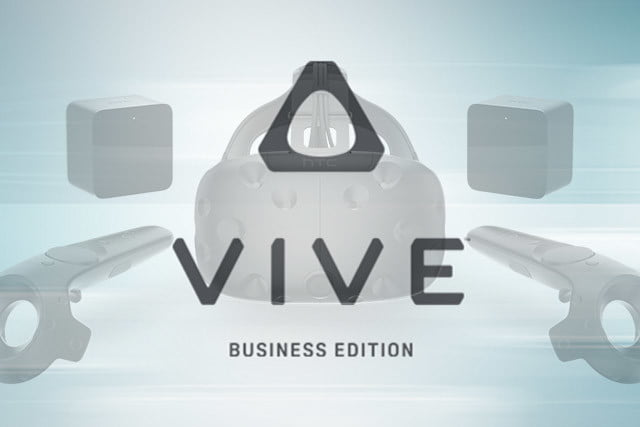 business edition of htc vive vr headset adds support 400 to price tag vivebusiness2
