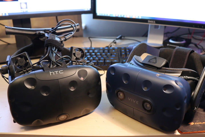 HTC Vive and Vive Pro