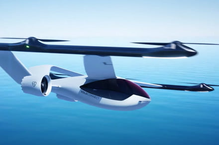 Check out this new flying taxi design from Volocopter