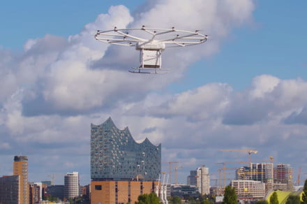 Check out this mega-drone designed for hefty payloads