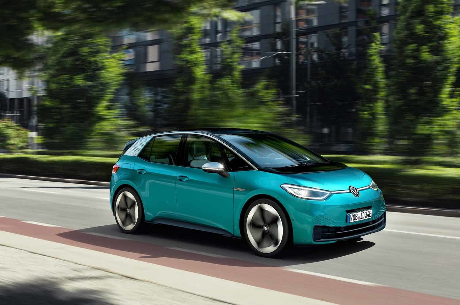 2020 volkswagen id 3 electric car orders open first edition detailed vw official 1
