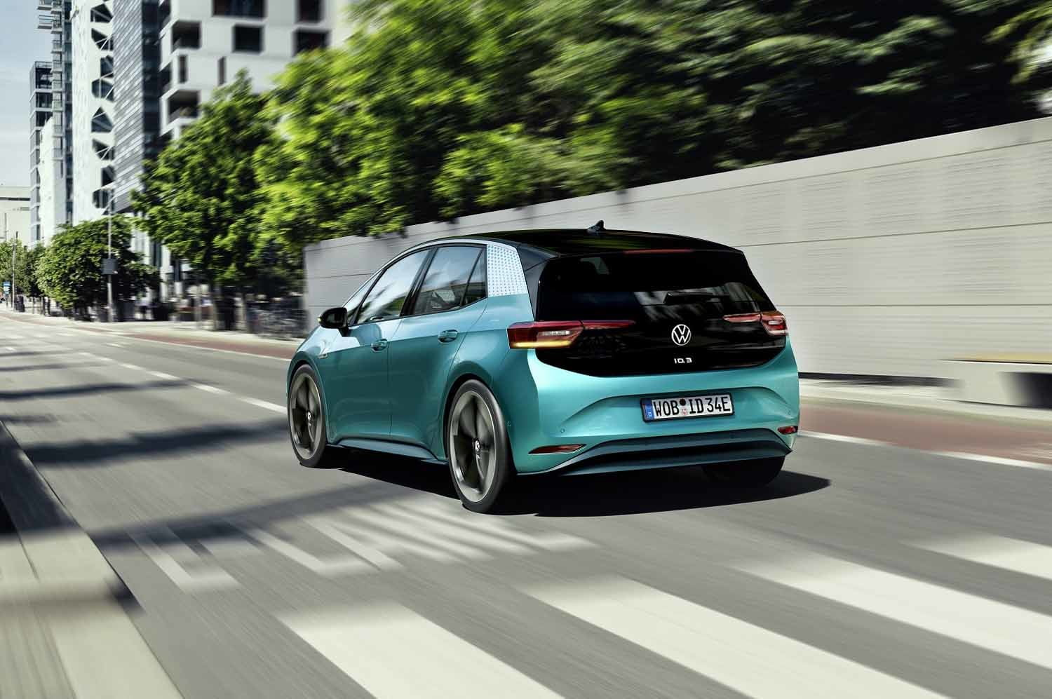 2020 volkswagen id 3 electric car orders open first edition detailed vw official 2