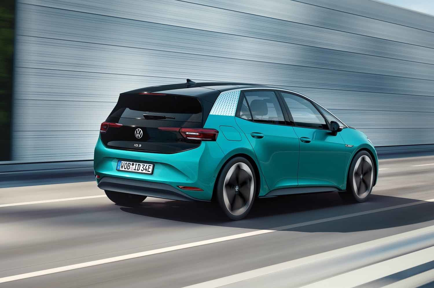 2020 volkswagen id 3 electric car orders open first edition detailed vw official