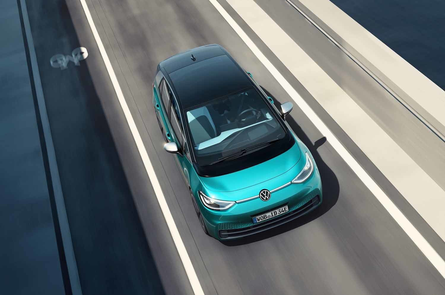 2020 volkswagen id 3 electric car orders open first edition detailed vw official 4