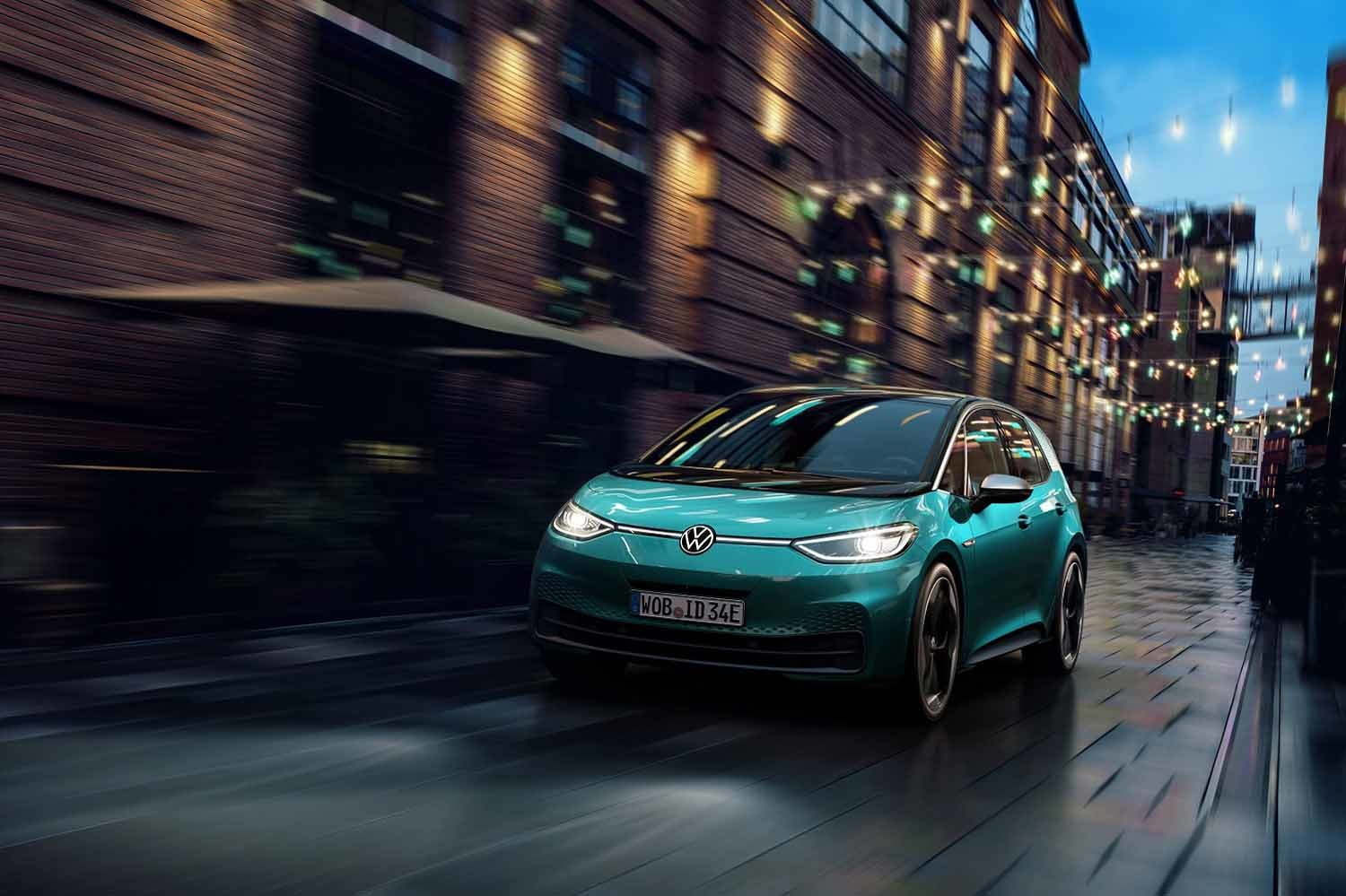 2020 volkswagen id 3 electric car orders open first edition detailed vw official 5