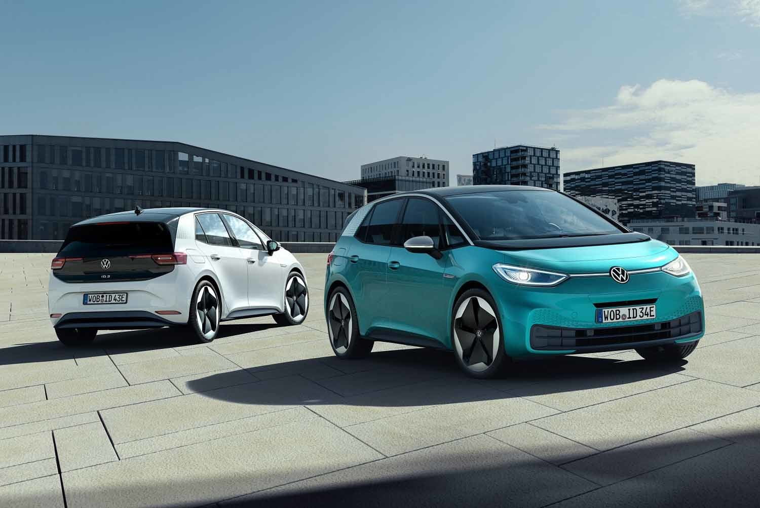 2020 volkswagen id 3 electric car orders open first edition detailed vw official 7