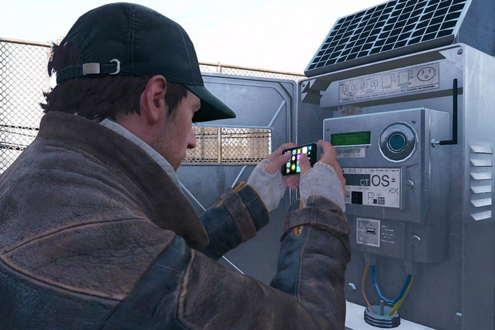 Watch Dogs ctOS Towers