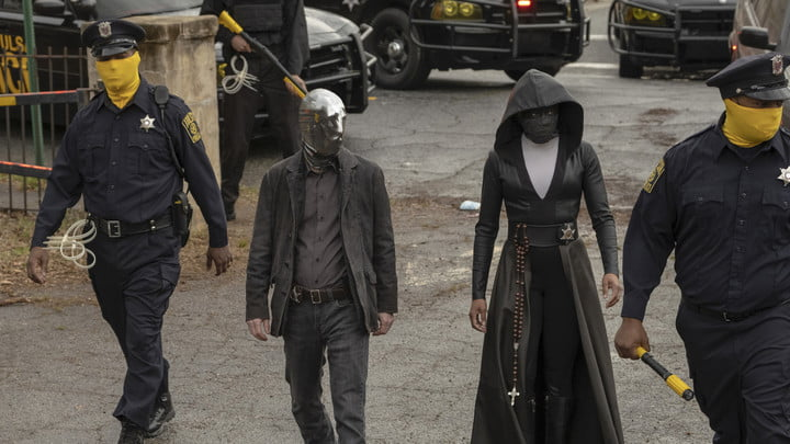 Watchmen on HBO Max