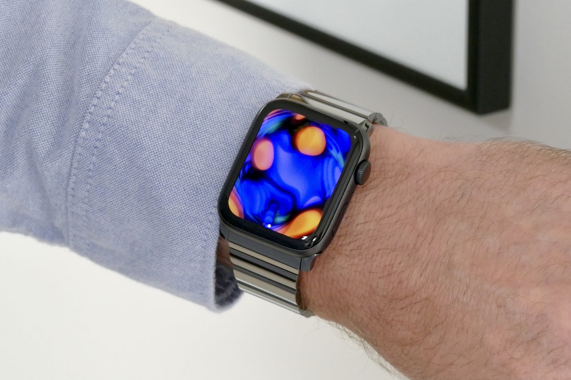Reflect mode animation in WatchOS 8