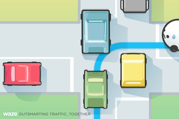 waze difficult intersections update