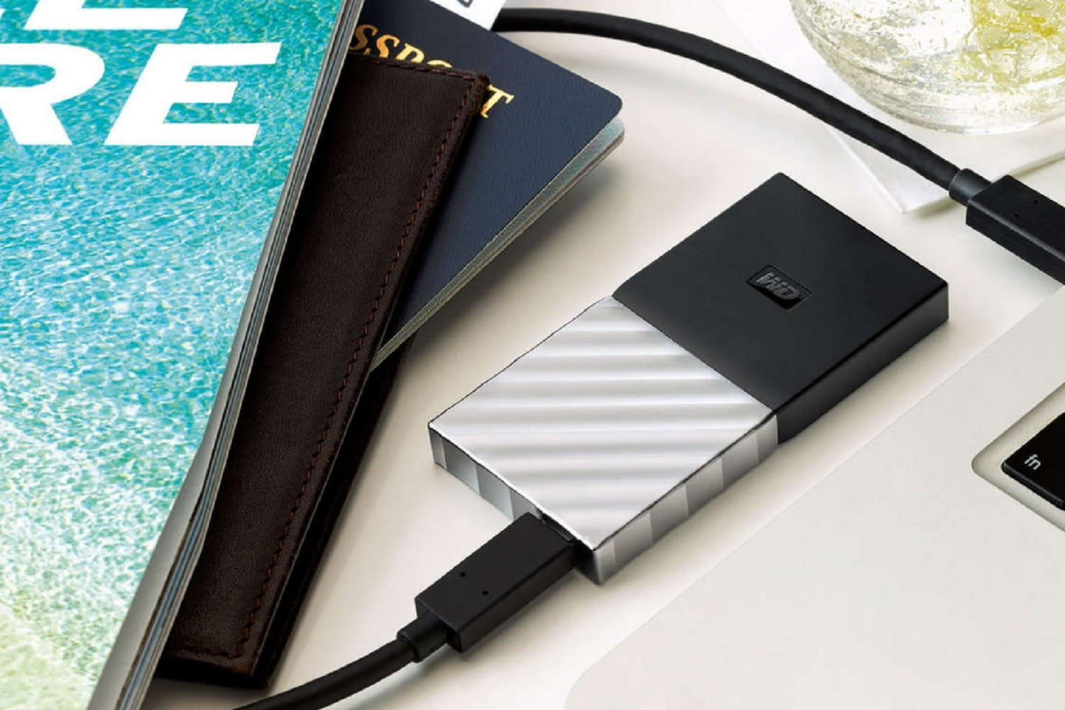 Product stock photo of WD My Passport SSD