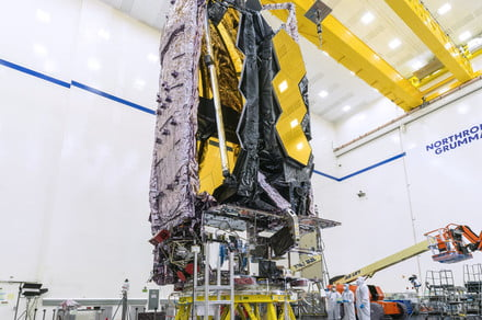 James Webb Space Telescope completes final testing ahead of launch