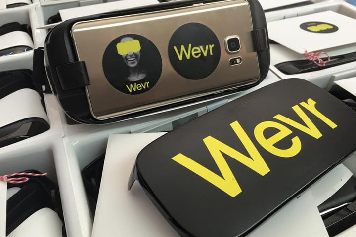 wevr raises 25 million and launches transport the youtube of vr content virtual reality streaming service