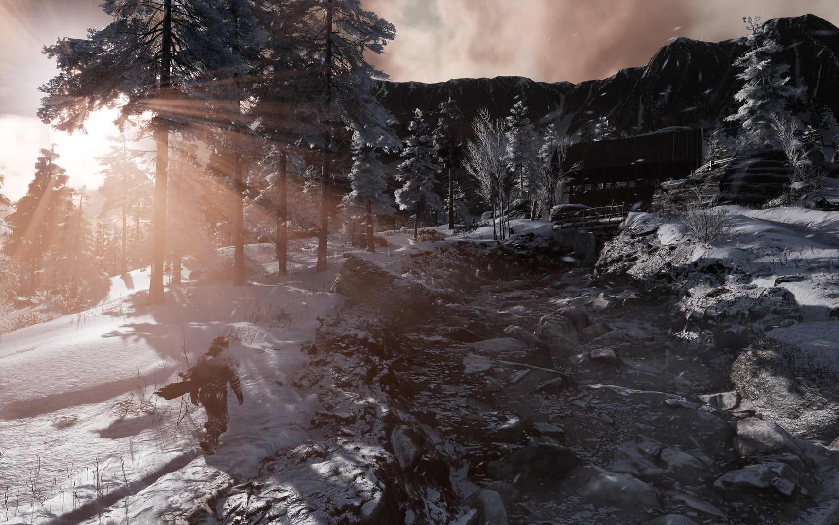 fade to silence hits steam early access