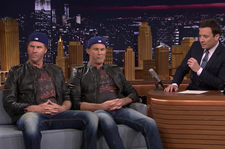 chad smith and will ferrell plan big charity benefit