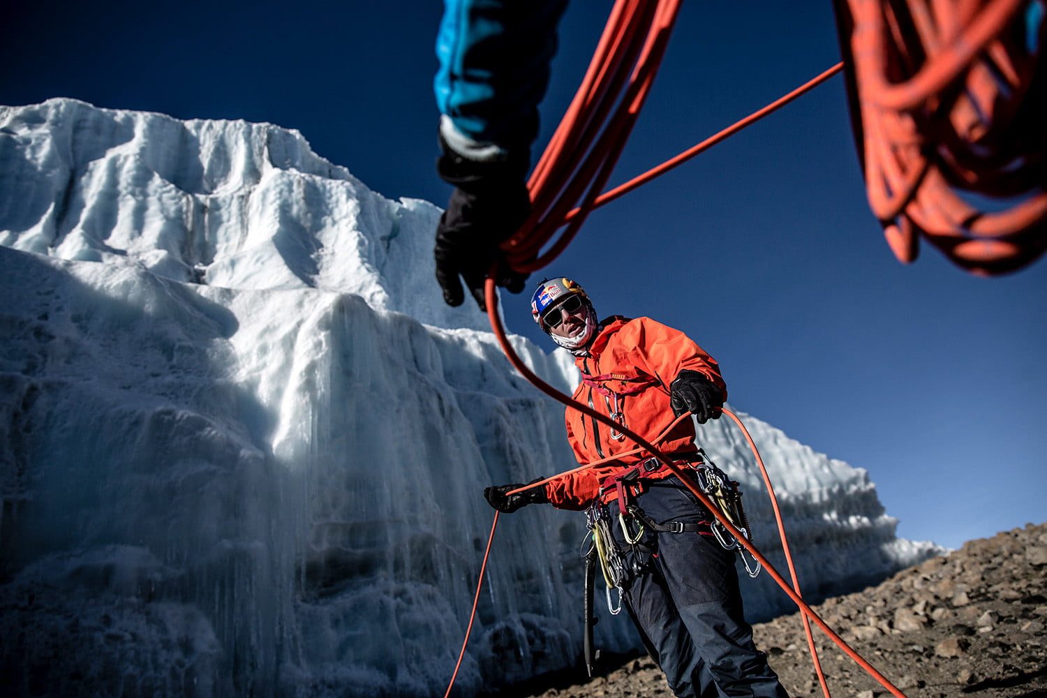 will gadd ice and mixed interview rope low