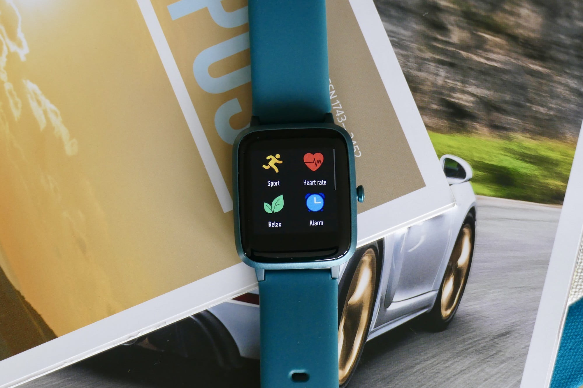 i bought the cheapest smartwatch on amazon willful smart watch menu
