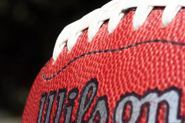 Wilson connected trackable football