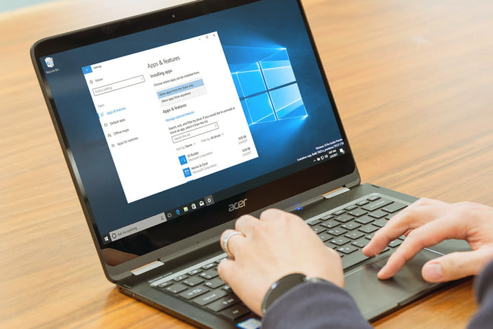 how to reinstall windows 10 cloud hands on v2