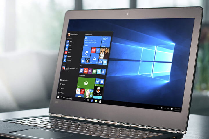 windows 10 free update promotion file removal dark