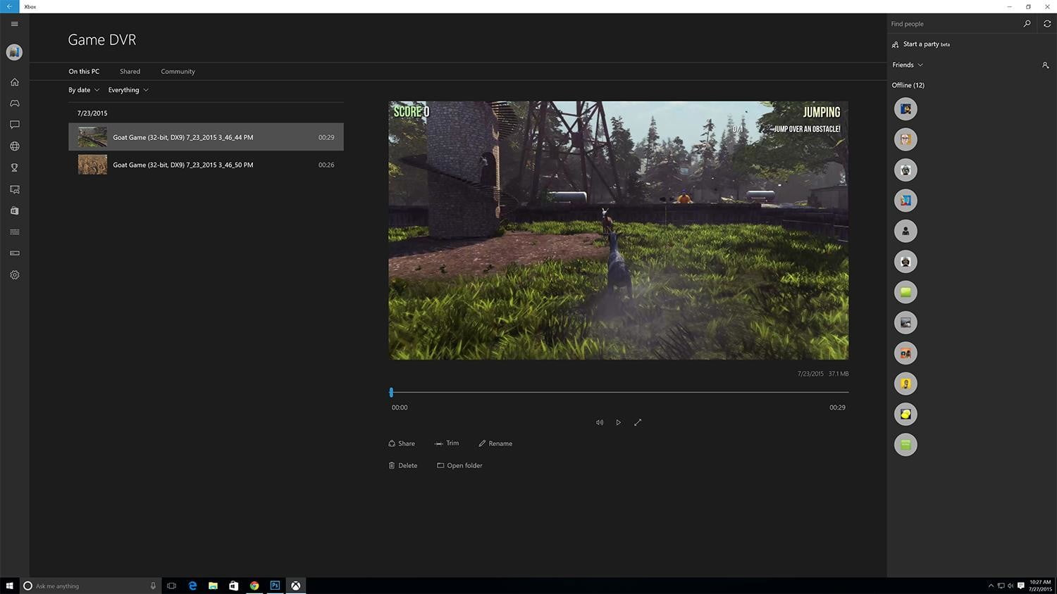 windows 10 review gaming performance 15