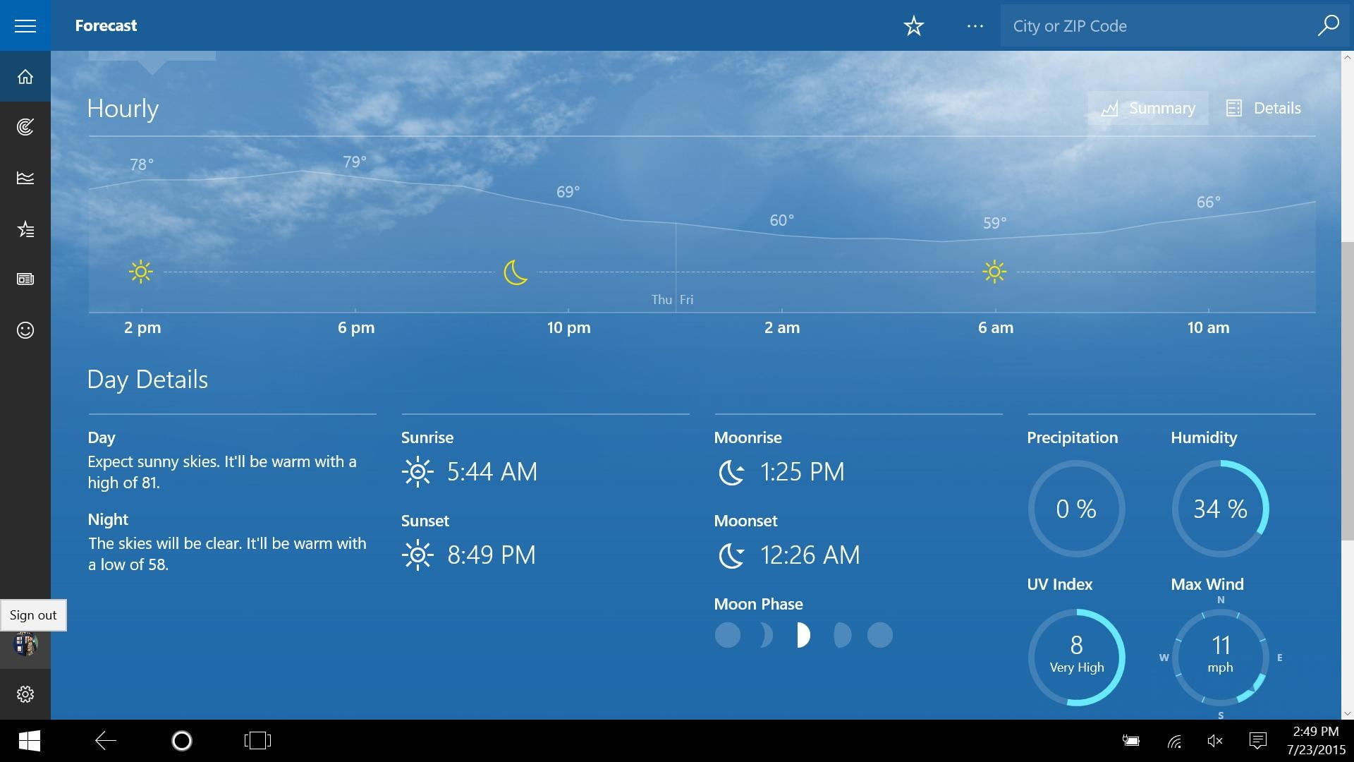 windows 10 review tablet 8
