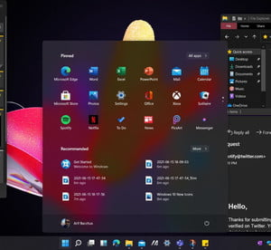 Touch to Wake on Windows 11