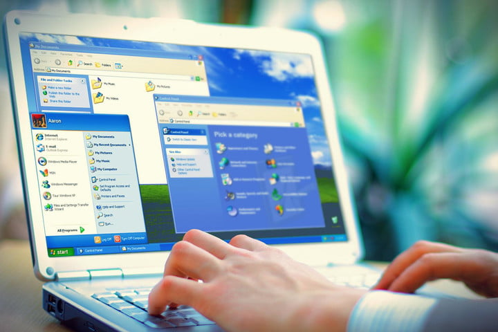 windows xp still os for business eastern europe laptop