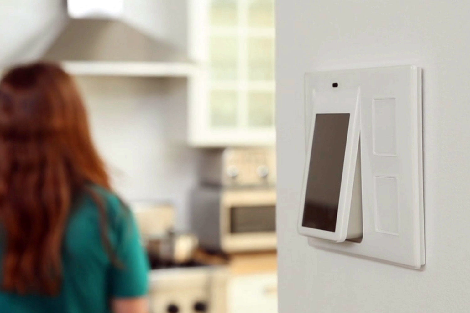 winks relay light switch works with uber fitbit and ifttt wink touchscreen controller 006