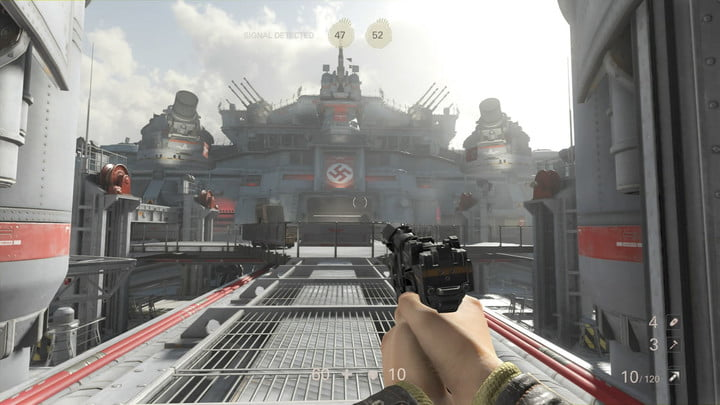 wolfenstein 2 the new colossus nintendo switch ports 2018 old games