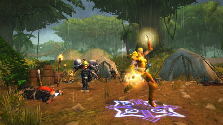 Boosting a WoW Classic character requires an in-game fee paid and can only be done once.