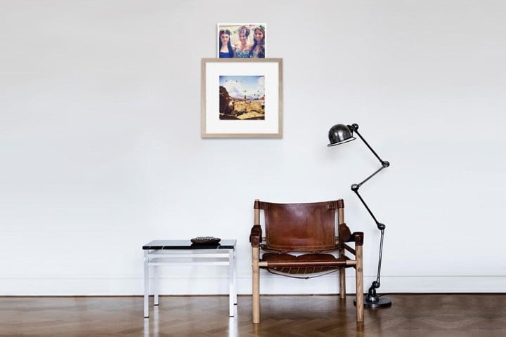 wundershine uses instant photo approach framing wall art hero dt