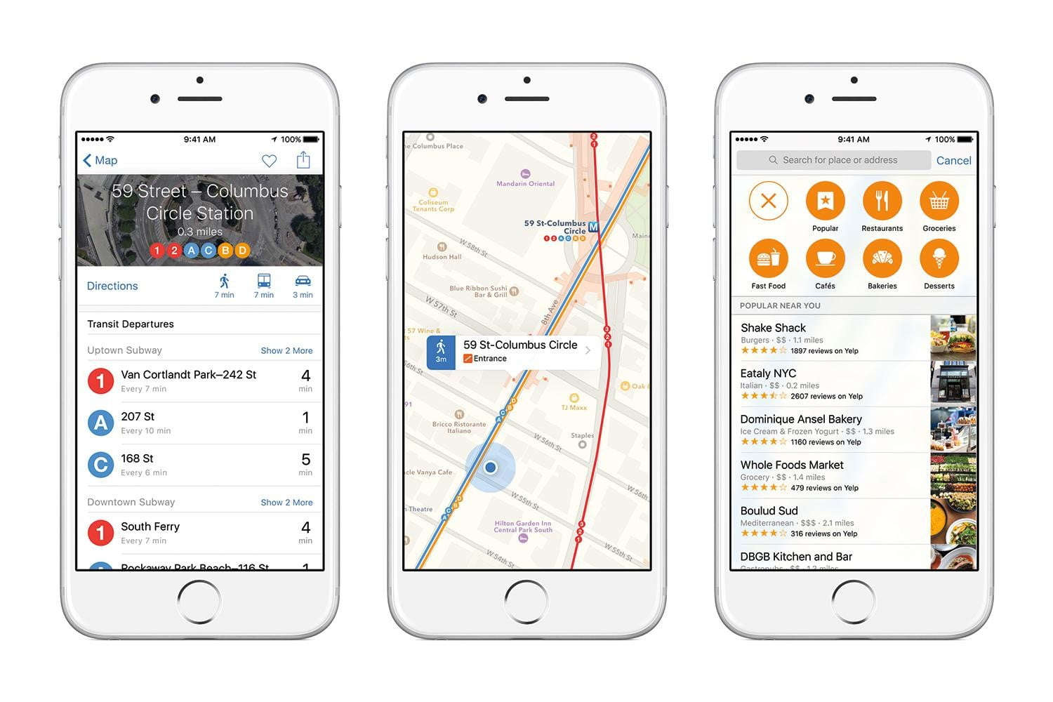 everything you need to know about apples wwdc 2015 keynote roundup maps transit