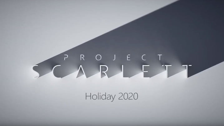 Xbox Project Scarlett hardware Holiday 2020 launch Halo Infinite